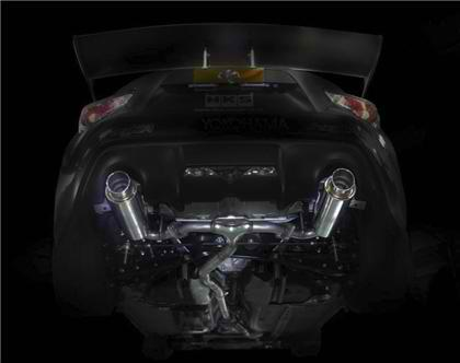 HKS Hi-Power Exhaust.  FR-S / BRZ.